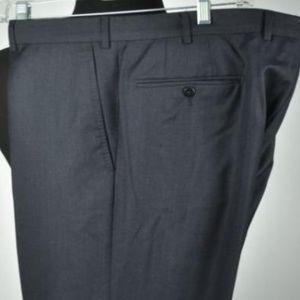 *Recent* ZEGNA Dark Blue/Gray Dress Pants